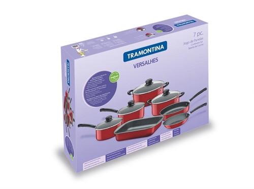 Jogo de Panelas Versalhes 7pçs Tramontina - 20699/743