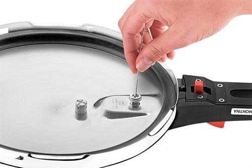 Panela de Pressão Inox 4,5 Litros Tramontina - 62513/223