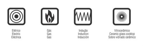 Panela de Pressão Inox Solar 6 Litros Tramontina - 62516/226
