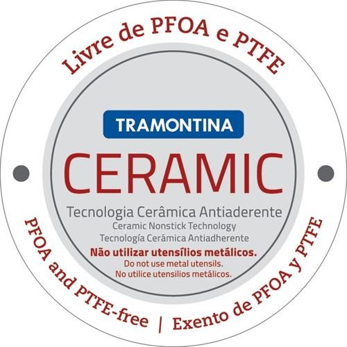 Jogo de Panelas Ceramic 4 peças Tramontina 65460/020