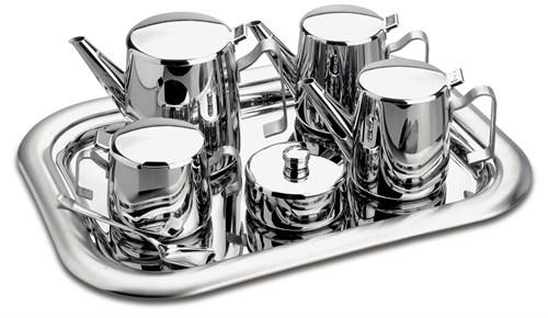 Jogo para Café e Chá Inox 7 peças Tramontina - 64430/840