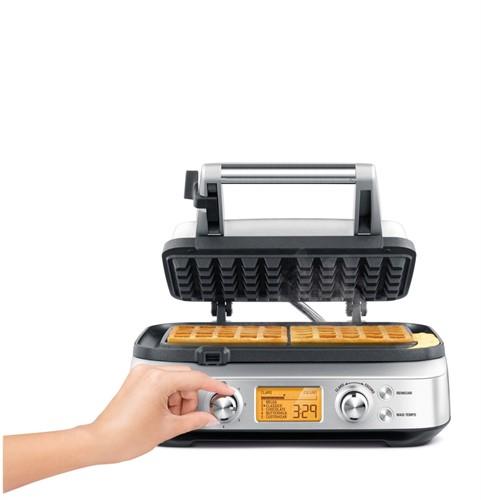 Máquina Waffle Inox 127v Tramontina by Breville 69058/011