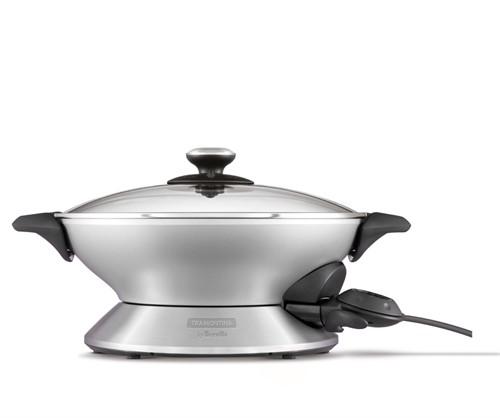 Panela Elétrica Wok Chef 127v Breville 69120/011