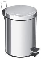 Lixeira Inox com Pedal 3 Litros Tramontina - 94538/103
