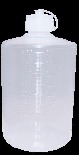 Kit 10 Frascos Descartáveis 500 ml - Nutrimed