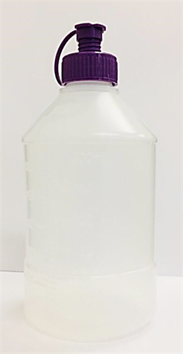 Kit 10 Frascos Descartáveis entrada cruz 300 ml - Cremer