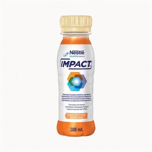 Impact Nestlé Pêssego 200 ml - PROMOÇÃO