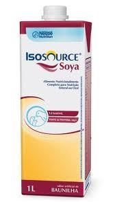 Kit 12 un. Isosource Soya 1 L
