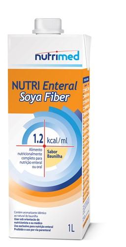 Nutri Enteral Soya Fiber 1 L