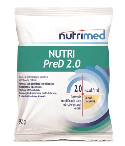 Nutri PreD sache 92 g (antigo Nutri Renal)