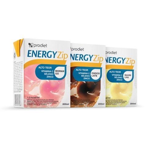 Energyzip Morango 200 ml