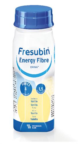 Fresubin Energy Fibre Drink Baunilha 200 ml