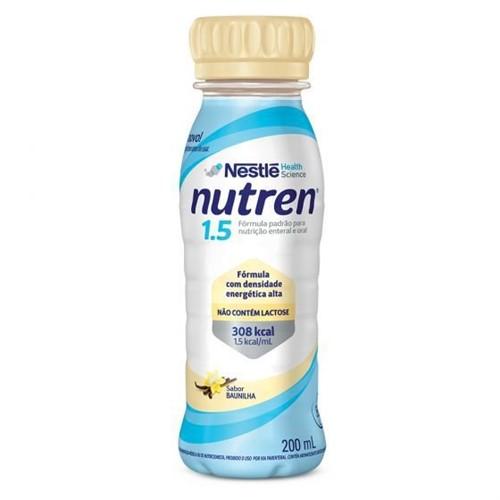 Nutren 1.5 Baunilha 200 ml