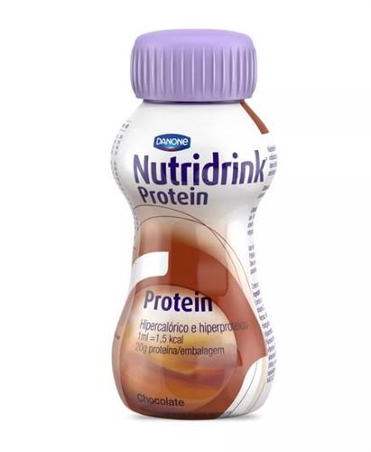 Nutridrink Protein Chocolate 200 ml