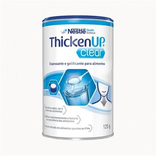 KIT 3 Resource Thicken Up Clear 125 g