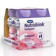 Nutridrink Compact Morango 4 un. 125 ml cada