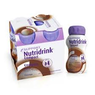 Nutridrink Compact Chocolate 4 un. 125 ml cada