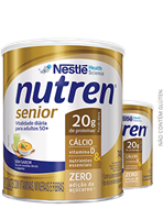 Nutren Senior sem sabor 370 g