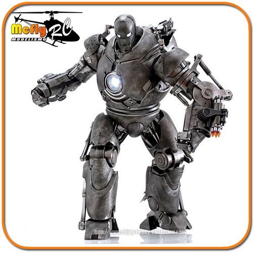 Hot Toys Iron Man Iron Monger Ediçao Limitada 40cm Com Luzes