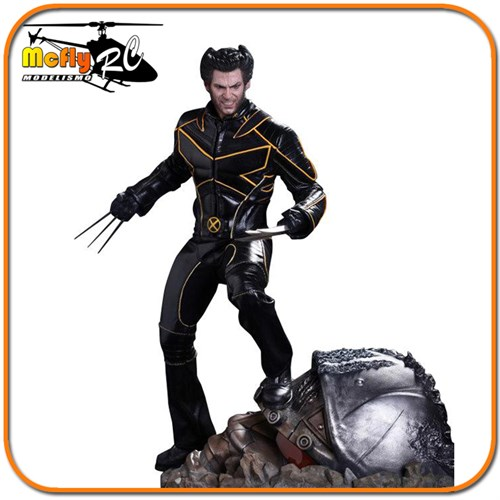 Hot Toys Wolverine X-men The Last Stand Hugh Jackman Imortal