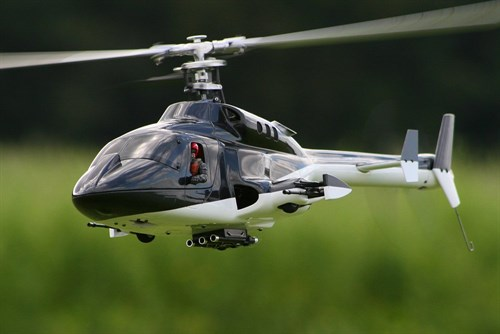 Fuselagem Airwolf T-rex 450