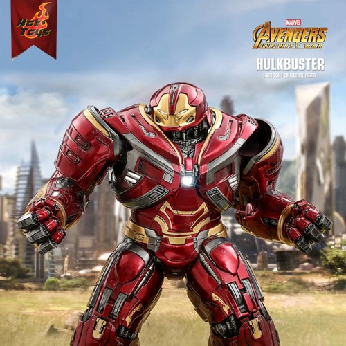 HOT TOYS HULKBUSTER POWER POSE PPS005 AVENGERS INFINITY WAR
