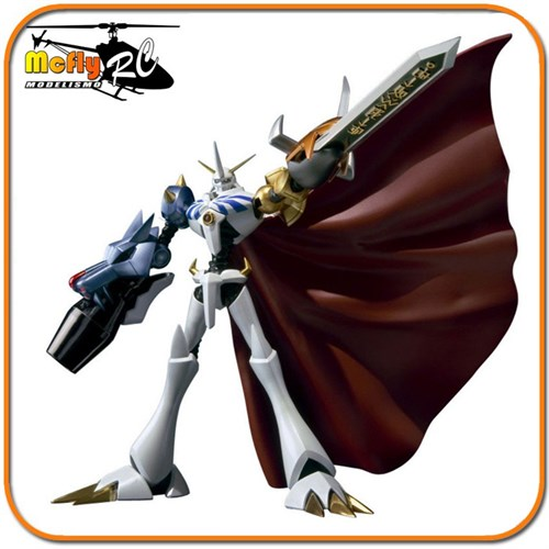 Digimon D-arts Omegamon Bandai Lacrado A P/entrega Original