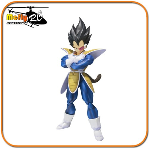 S.H. Figuarts Dragon Ball Z Vegeta Scouter