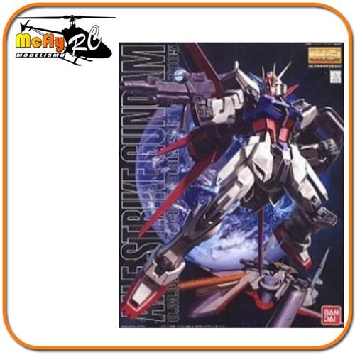 Gundam Seed 1/100 MG Aile Strike O.M.N.I Enforcer GAT-X105