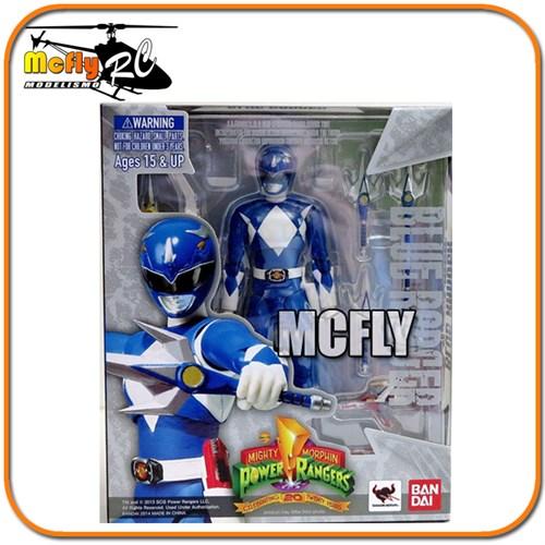 Power Ranger S.H. Figuarts Blue Ranger (Americano)