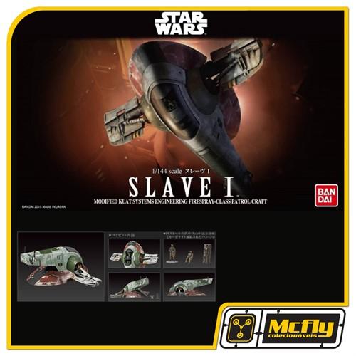 Bandai Star Wars Slave I 1/144 Model Kit