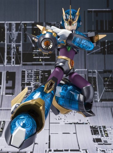 D-arts Rockman X Megaman Ultimate Armor X Figure Bandai