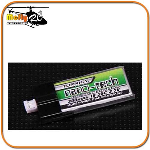 Bateria Nano-tech 300mah 1s 35c Lipo Pack Fbl100