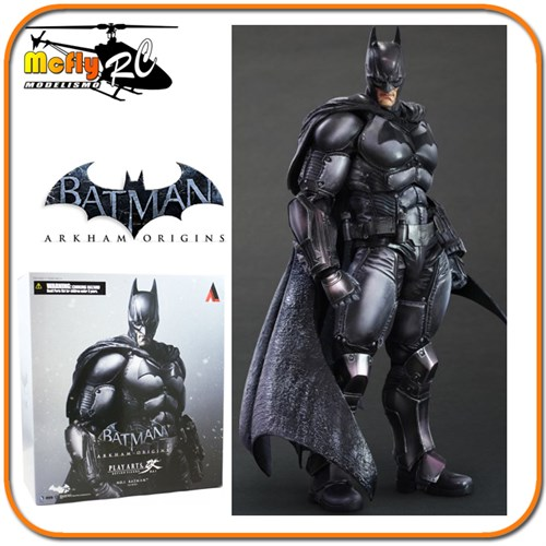 Batman Arkham Origins Play Arts Kai Original