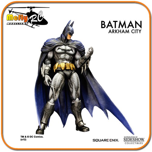 Play Arts Kai Batman 01 Arkham City Lacrado