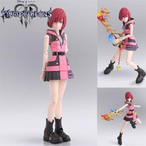 (reserva 10% do valor) Bring Arts Kingdom Hearts III Kairi DISNEY