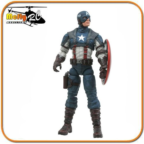 Marvel Select Captain America 2 - Capitão América 2