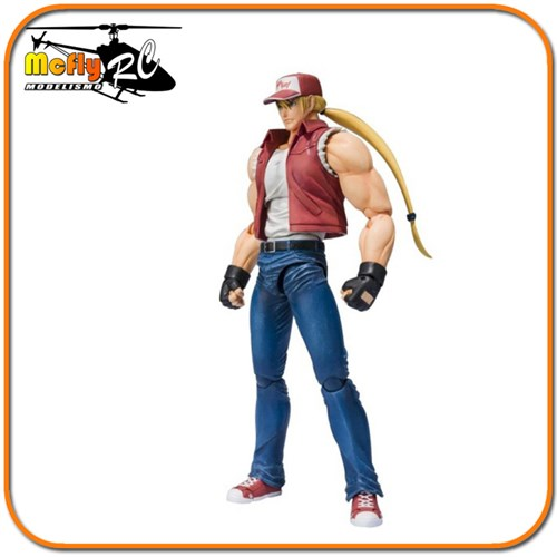 The King Of Fighters D-arts Terry Bogard Fatal Fury Bandai