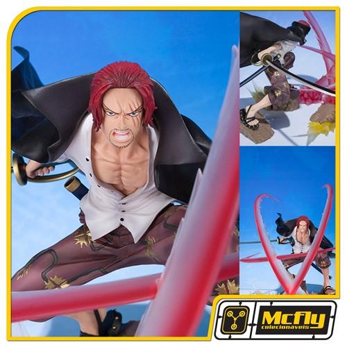 FIGUARTS ZERO Shanks Extra battle One Piece Bandai