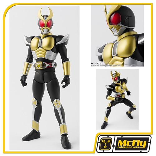 S.H.Figuarts MASKED RIDER AGITO GROUND FORM 2.0
