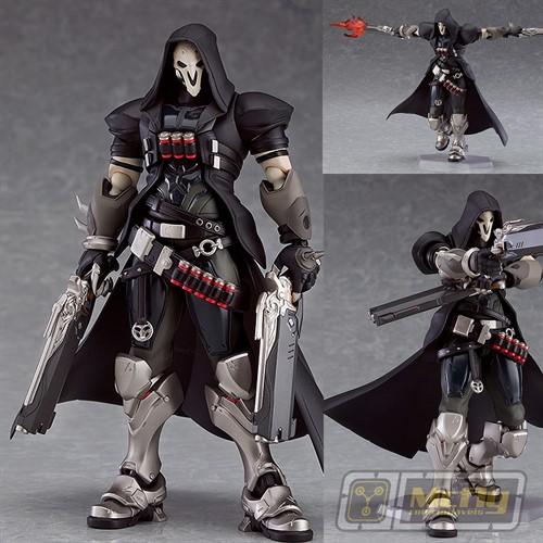 (RESERVA 10% DO VALOR)Figma 393 Reaper OVERWATCH