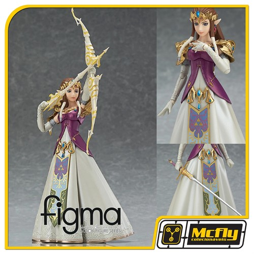 318 - Figma Twilight Princess Link de Zelda