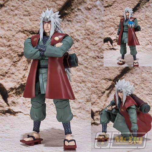 S.H Figuarts Jiraya Naruto