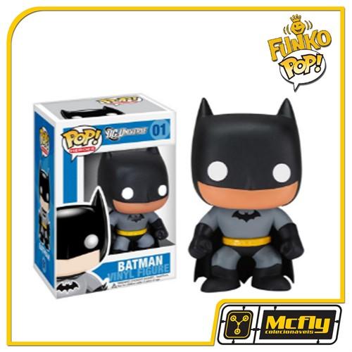 Funko POP 01 Batman DC Universe