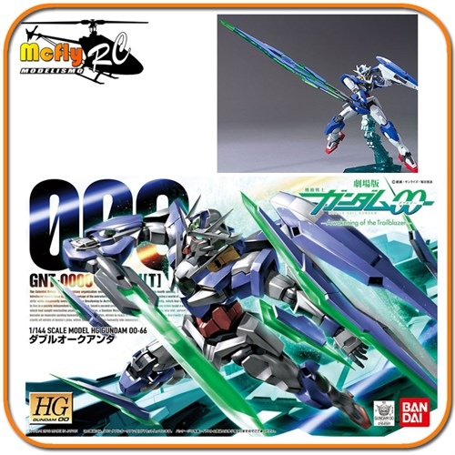 Gundam 00 66 1/144 Hg #66 Gnt-0000 Kit Model Hg 0164561