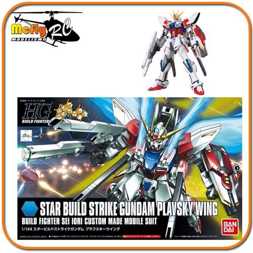 Gundam 1/144 Hg 009 Star Build Strike Plavsky Wing 0185150