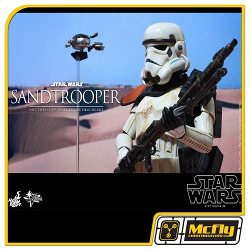 Hot Toys Sandtrooper MMS295 Star Wars EPISODE IV A NEW HOPE