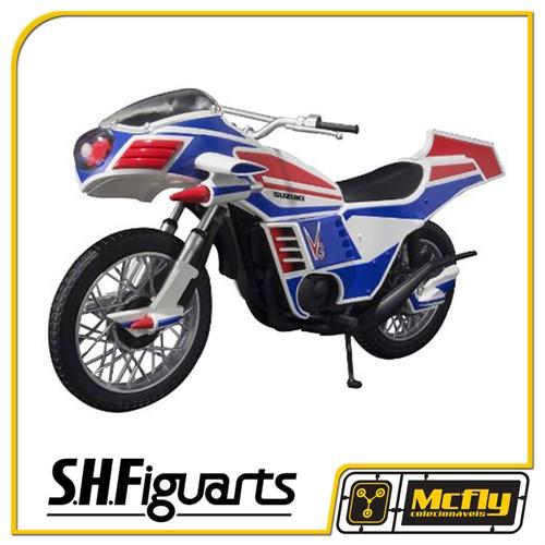 S.h Figuarts Masked Rider Moto Hurricane Kamen Rider