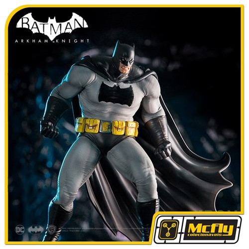 Iron Studios Arkham Knight Batman Dark Knight DLC series 1/10 Art Scale
