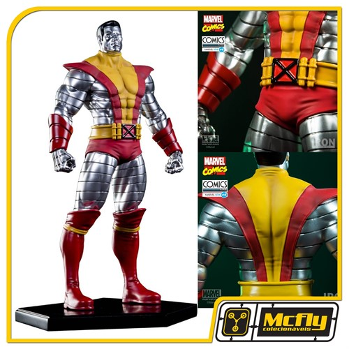 Iron Studios Colossus America Marvel Comics series X-Men 4 1/10 Art Scale